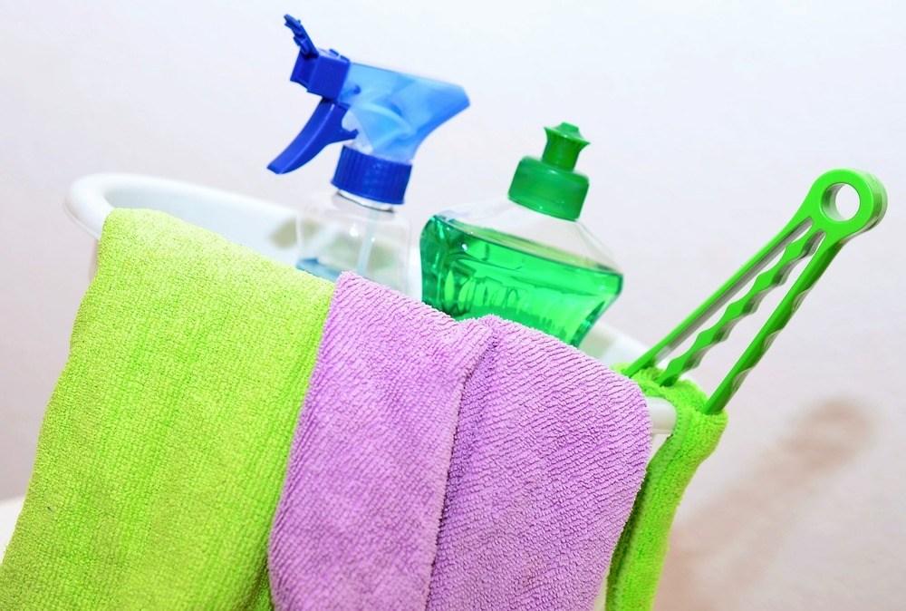 Profesjonelle rengjøringsprodukter til bedrifter